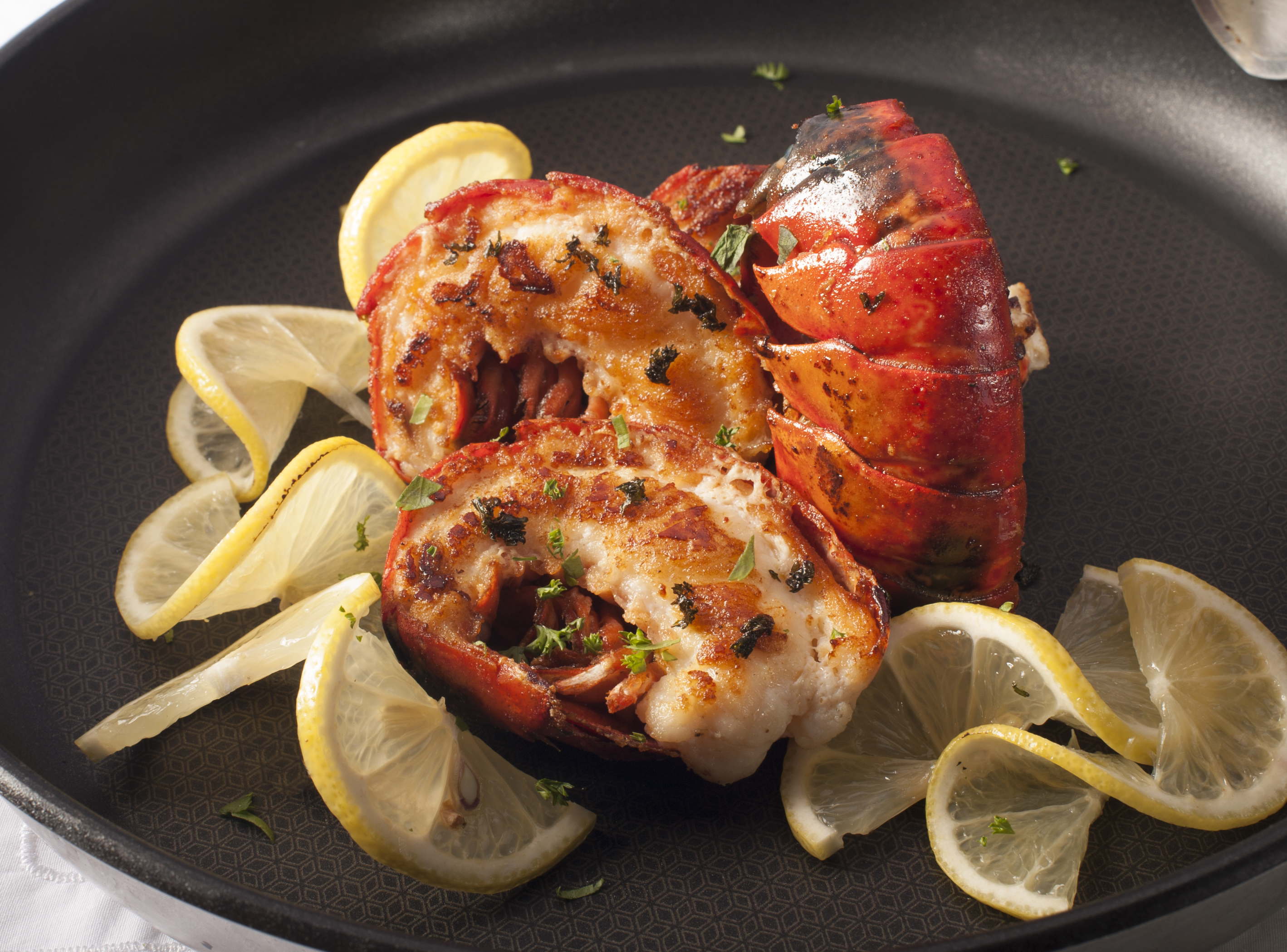Ifish Canadian lobster tail ifish